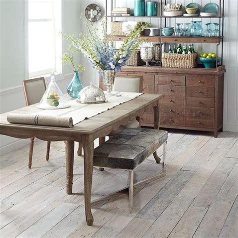 French Country Dining Table Wisteria