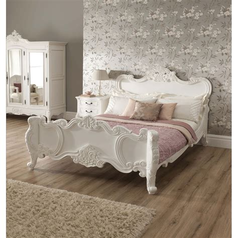 French Furniture White Shabby Chic Bedroom Furniture