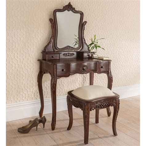 French Style Dressing Table for Sale Cottonwood Furniture
