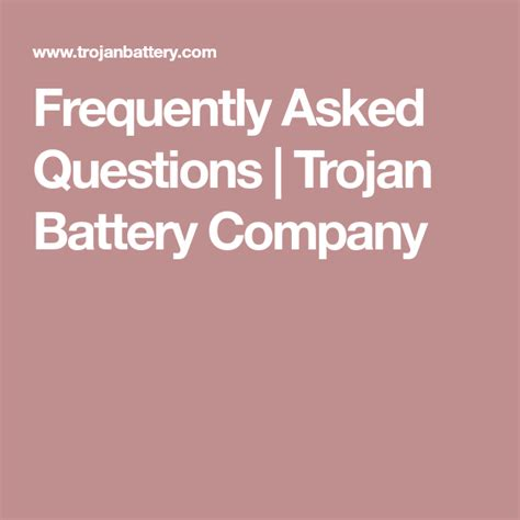 dual leisure battery wiring diagram images frequently asked questions trojan battery company
