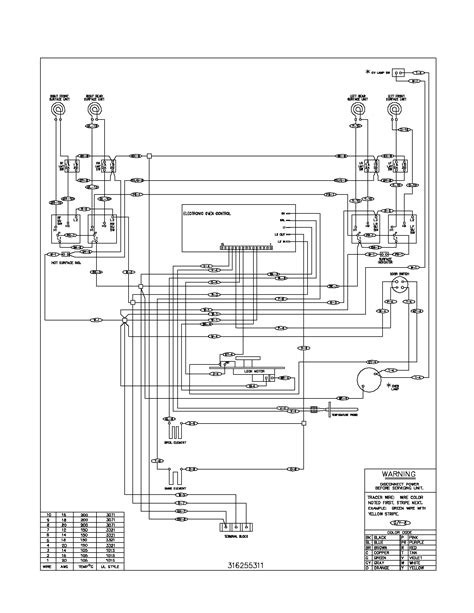 wiring diagram for frigidaire zer images samsung ice maker frigidaire stove wiring diagram frigidaire
