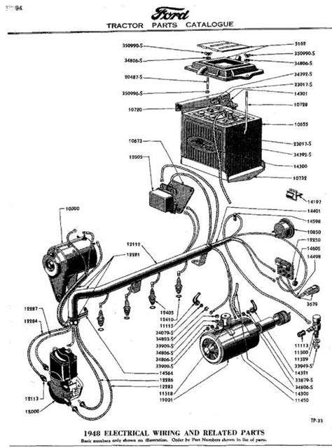ford 8n front mount distributor wiring diagram images 49 8n 12v front mount 8n ford wiring diagram front get image