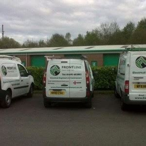 Frontline North West Commercial Domestic Electrical