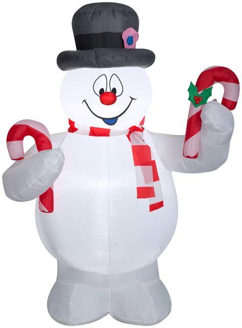 Frosty the Snowman Gemmy Industries