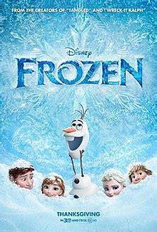 Frozen 2013 film Wikipedia