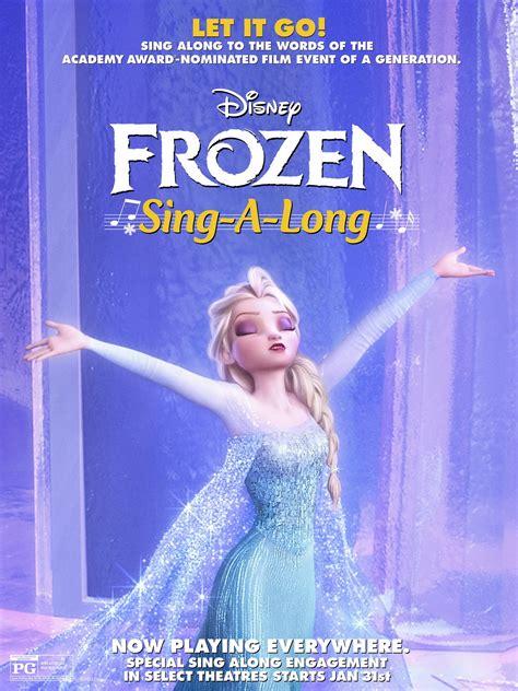 Frozen Sing a Long a