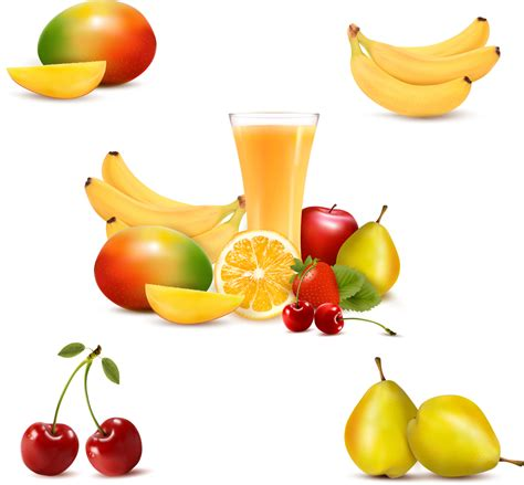 Fruits Vectors Photos and PSD files Free Download