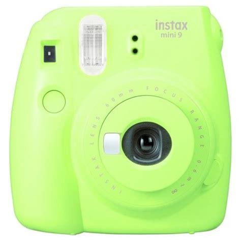 Fujifilm Instax Mini 9 Camera Lime Green 16550655 Target