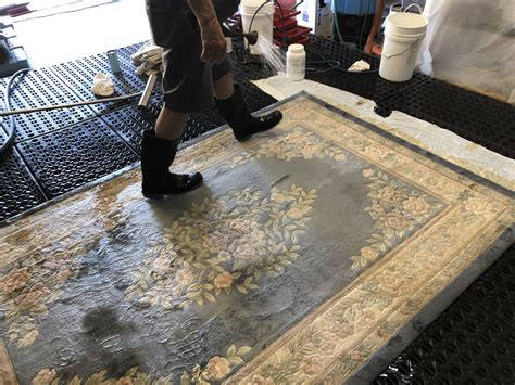 Full Immersion Rug Cleaning London Oriental Carpet Cleaning