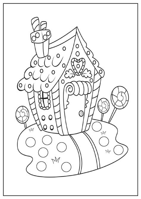 Full Page Christmas Coloring Pages seatel