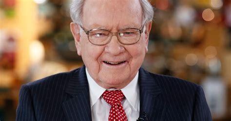 Full Transcript Billionaire Investor Warren Buffett