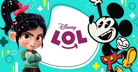 Fun Games Play Online Games Disney LOL