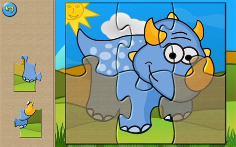 Fun Jigsaw Puzzle Game for Kids Free Activities Online