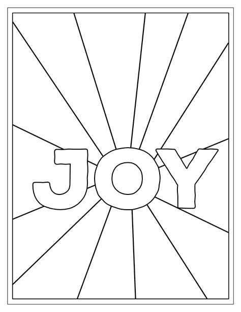 Fun Printable Christmas Coloring Pages