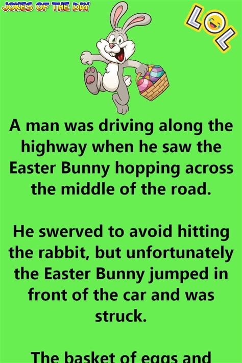 Funny Easter Bunny stories jokes and pictures