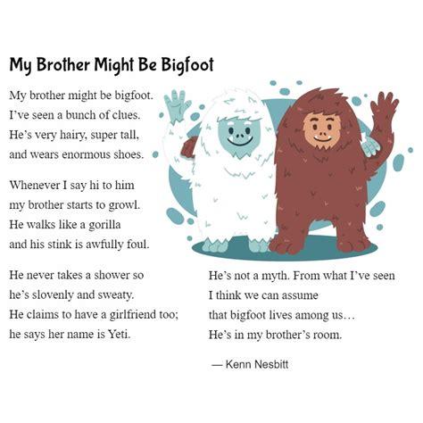 Funny Poems Kenn Nesbitt s Poetry4kids