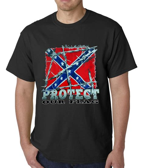 Funny T Shirts Confederate Flag Shirts Offensive Tees