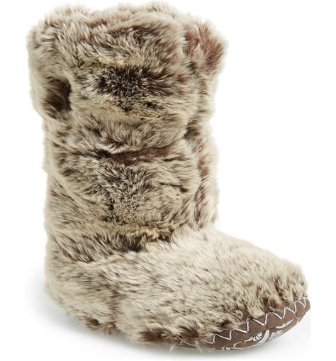 Fur Boots Slippers FurHatWorld