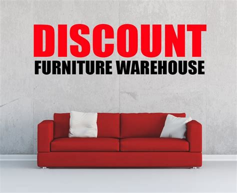 Furniture Depot discount furniture store and warehouse