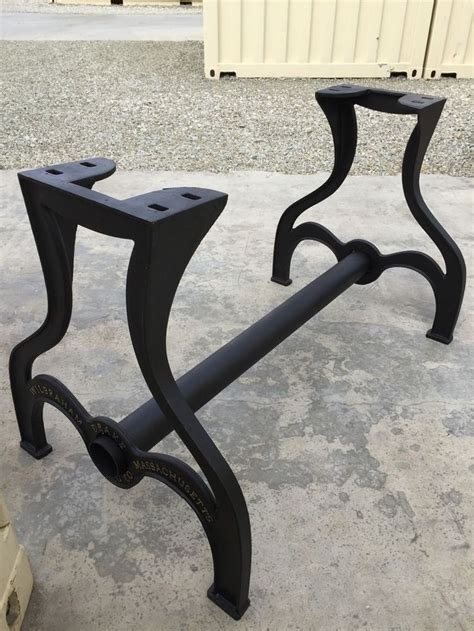 Furniture Where can I find industrial metal table legs