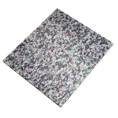 Future Foam Contractor 3 8 in Thick 5 lb Density Carpet