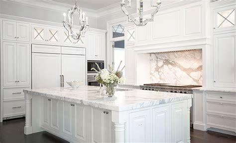 GALLERY Calacatta Marble Kitchen countertops