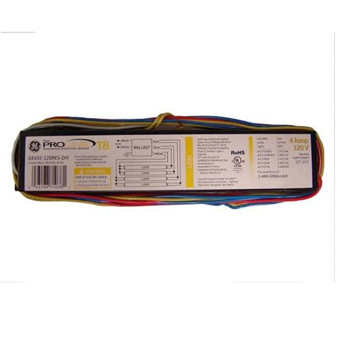 advance ballast wiring diagrams images advance ballast icn s ge 4 bulb residential electronic fluorescent light ballast