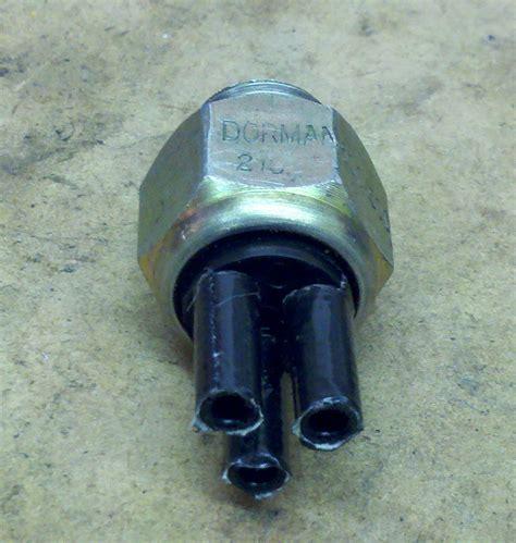 GMC Sonoma Chevy S 10 Transfer Case Vacuum Switch