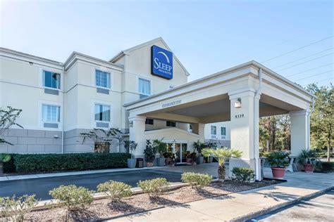 Gainesville FL Hotel Sleep Inn Suites University Shands