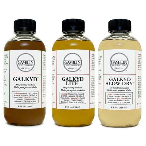 Gamblin Artists Oil Colors and Mediums Jerry s Artarama