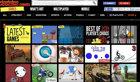 Games Free Online Games at Addicting Games