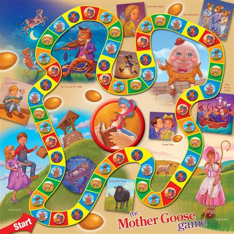Games Mother Goose