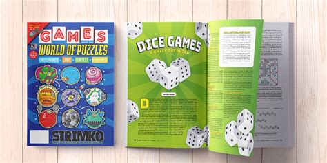 Games World of Puzzles For Creative Minds at Play