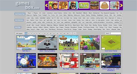 GamesBox FLASH Play Free Flash Games Online at