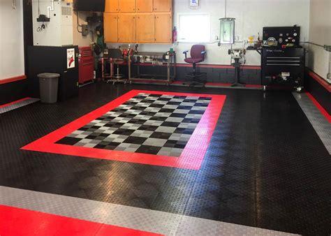 Garage Floor Tile eBay