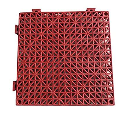 Garage Floor Tiles Interlocking Modular and Plastic Tiles