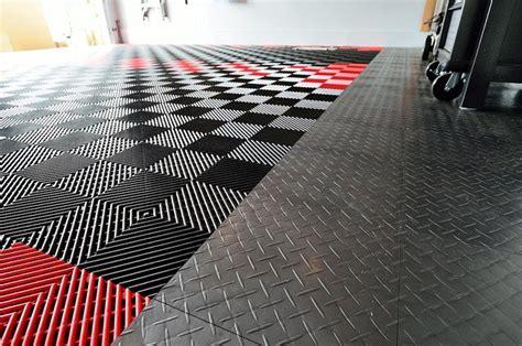 Garage Flooring Diamond Race Deck Canada Mats