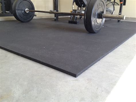 Garage Gym Flooring Options Protect your Equipment and