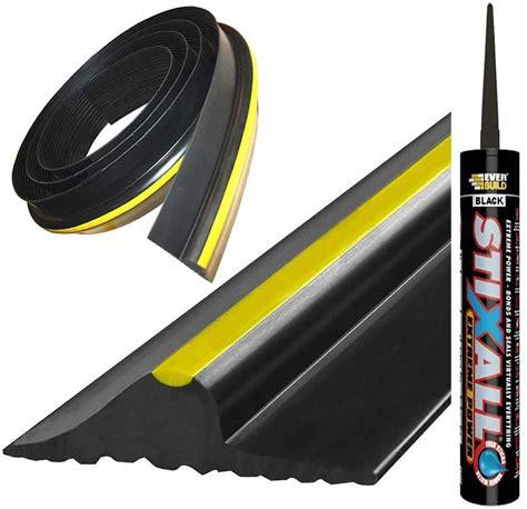 Garage Thresholds Weather Seals Elite Garage Floors