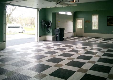 GarageTrac Diamond Garage Flooring Tile Great For