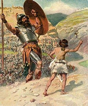 Garden of Praise David and Goliath Bible Story
