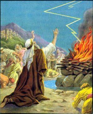 Garden of Praise Elijah Bible Story