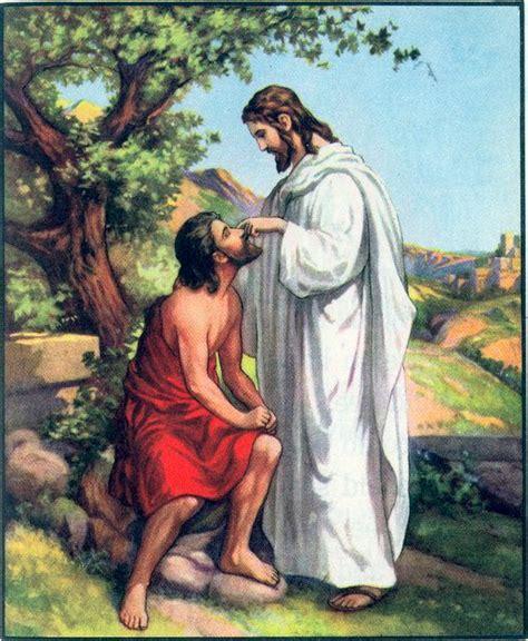 Garden of Praise The Blind Man Bible Story