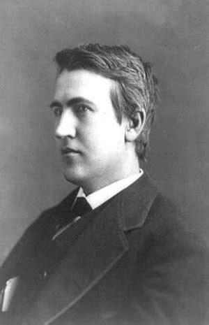 Garden of Praise Thomas Edison Biography