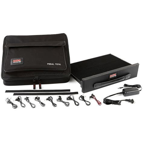 Gator GPT PRO Pedal Tote Pro Pedal Board with Carry Bag