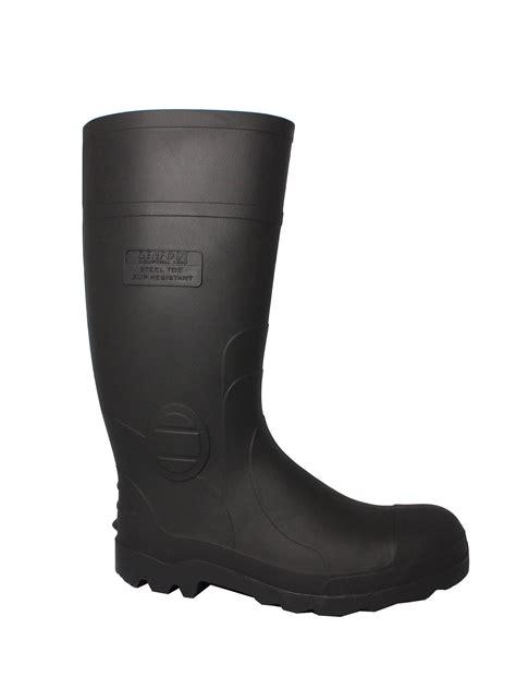 Genfoot Industrial Men s Steel Toe Knee Boot Walmart