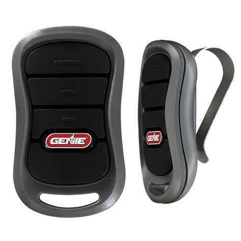 Genie Garage Door Opener Parts Remotes Receivers and