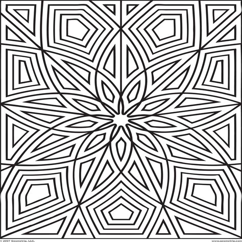 Geometrip Free Geometric Coloring Designs Download