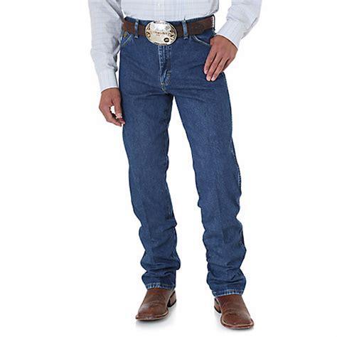 George Strait by Wrangler Men s Cowboy Cut Western Jeans
