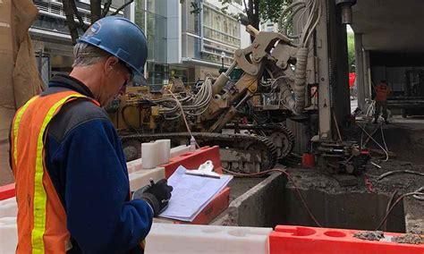 Geotechnical Civil Engineering Jobs Earthworks jobs